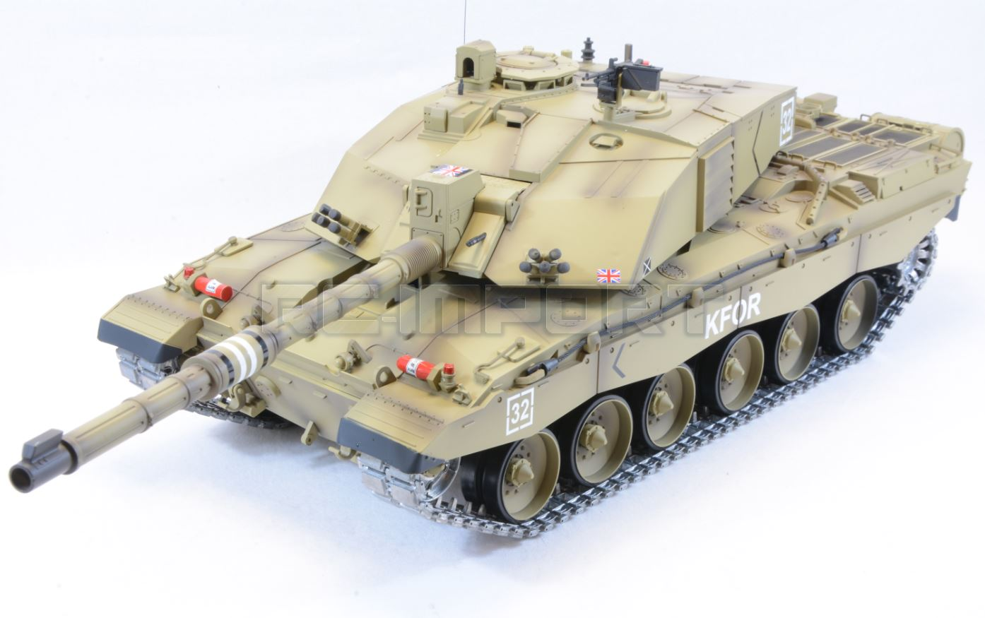 rc import challenger 2 bb panzer 1 16 pro edition. Black Bedroom Furniture Sets. Home Design Ideas